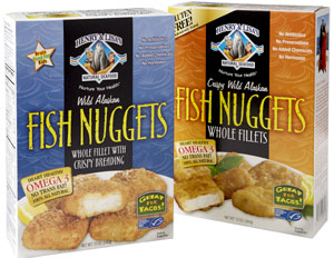 Consumers for Gluten free fish breading